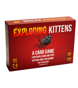 Exploding Kittens Card Game for People who are into kittens and explosions