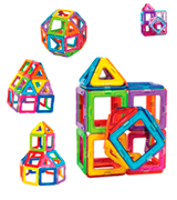 Magformers Basic Set magnetic building blocks