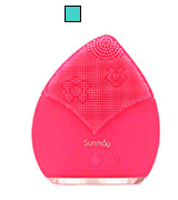 SUNMAY Sonic Rechargeable Face Cleanser and Massager Brush