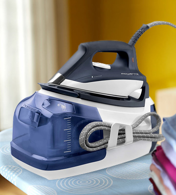 Review of Rowenta DG8510 Perfect Steam Eco Energy Steam Iron Station