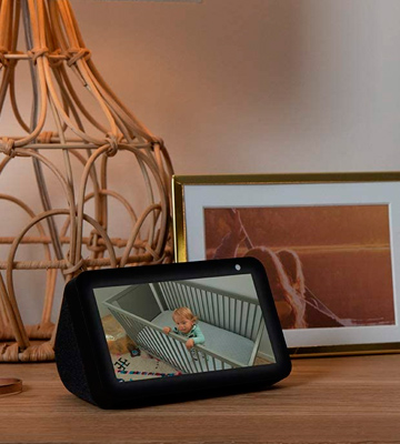 Review of ECHO Show 5 Smart Display with Alexa and Video Calling