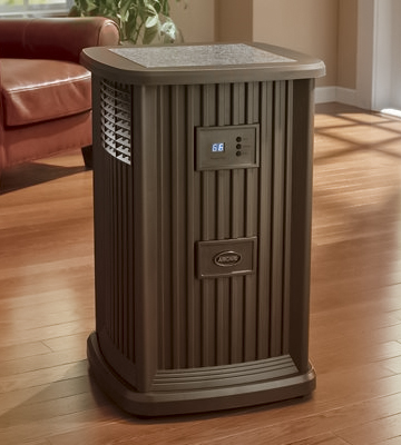 Review of AIRCARE EP9800 Pedestal Evaporative Humidifier