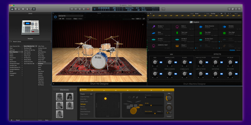 Review of Apple Logic Pro X