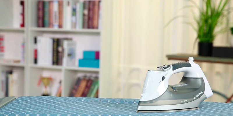 Beautural YPZ-801 Steam Iron application