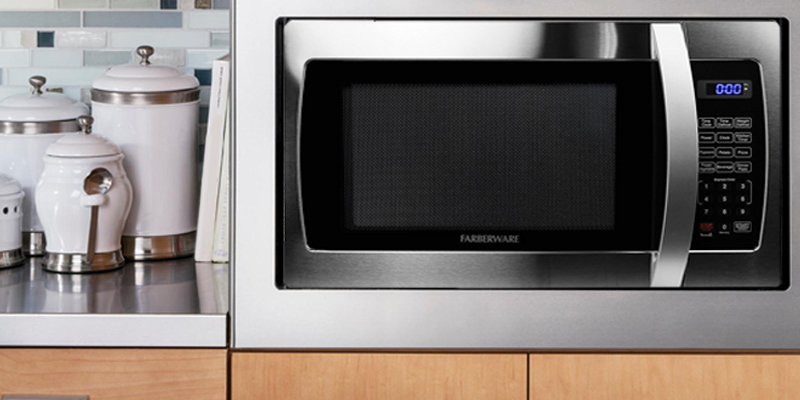 Review of Farberware FMWO13AHTBKE Microwave Oven