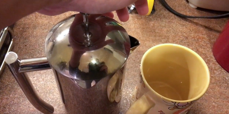 Detailed review of Frieling Polished 18/10 Stainless Steel French Press