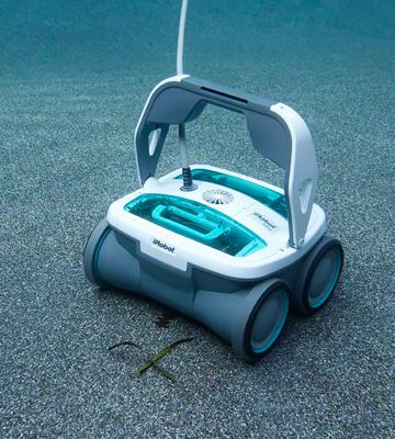 Review of iRobot 530 Mirra Pool Cleaning Robot