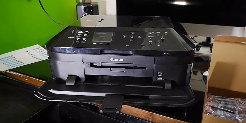 Review of Canon PIXMA MX922 Wireless Office All-In-One Inkjet Printer
