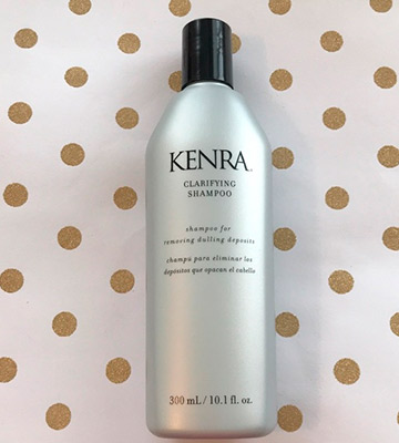 Review of Kenra Clarifying Shampoo