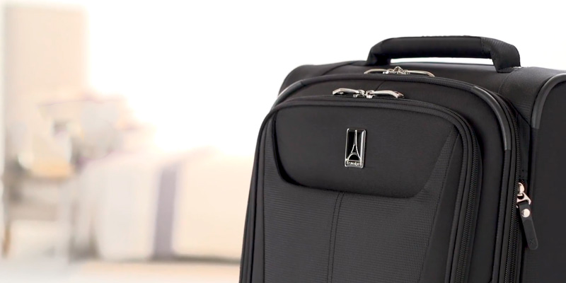 Detailed review of Travelpro Maxlite 4 Expandable 21 Inch Spinner Suitcase