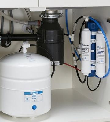 Review of Home Master TMAFC Osmosis Water Filter System