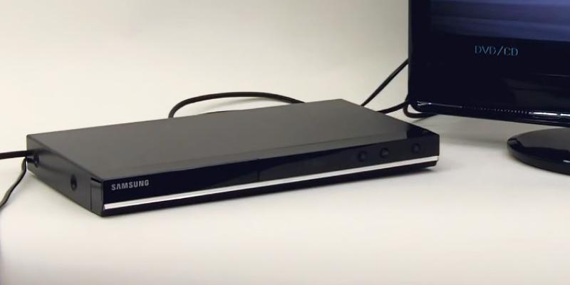 Detailed review of Samsung DVD-E360 Progressive Scan DVD Player