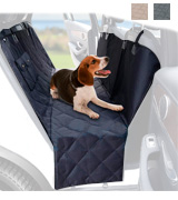 URPOWER Dog Seat Cover Car Seat Cover for Pets 100% Waterproof Pet Seat Cover