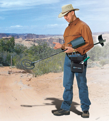 Review of Bounty Hunter QSI-PL Quick Silver Metal Detector