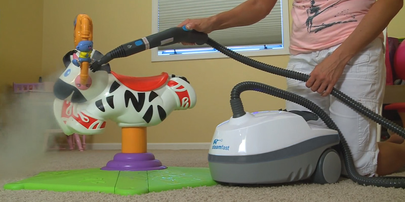 Review of Steamfast SF-370WH Multi-Purpose Steam Cleaner