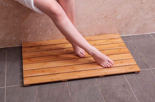 Best Bamboo Bath Mats