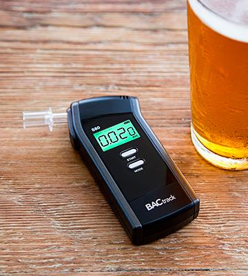 Review of BACtrack S80 Professional Breathalyzer