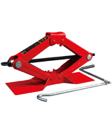 Torin Jack T10152 Big Red Steel Scissor Jack (1.5 Ton Capacity)