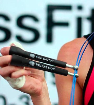 Review of WOD Nation Speed Jump Rope