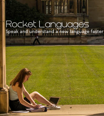Review of Rocket Languages English Course