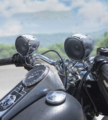 Review of BOSS Audio Systems _Motorcycle Speaker System 3 Inch Weatherproof Speakers