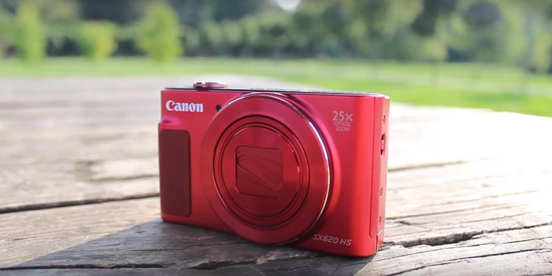 Review of Canon PowerShot SX620 HS Digital Camera
