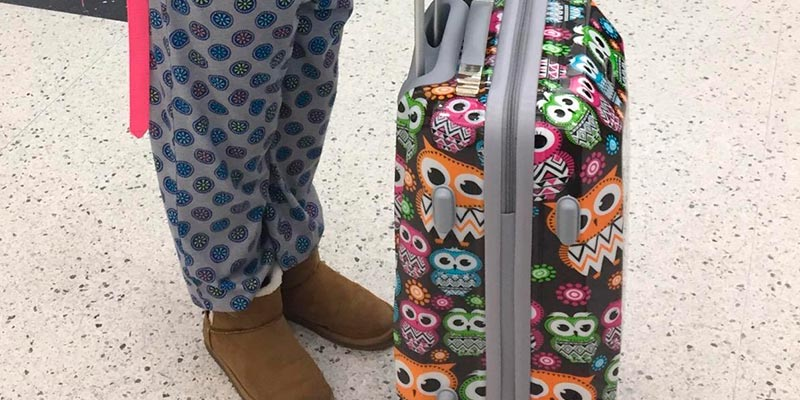 Review of Rockland F151 Kids Travel Luggage