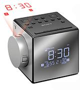 Sony ICF-C1PJ Clock Radio with Time Projector