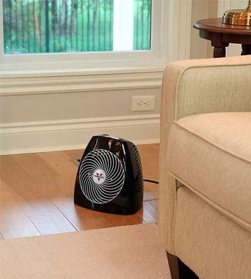 Review of Vornado MVH Whole Room Vortex Fan Heater