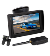 AUTO-VOX W1 Wireless Backup Camera Kit, IP 68 Waterproof, LED Super Night Vision