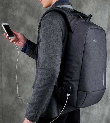 Review of OUTJOY Anti-Theft Laptop Backpack