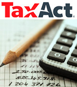 TaxAct Online Tax Products that best fits your tax situation