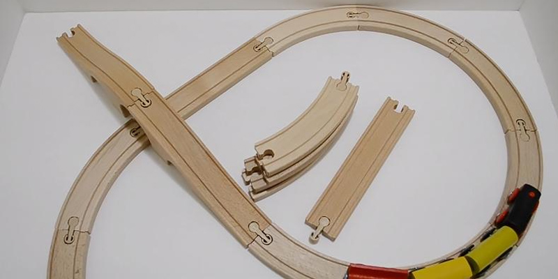 Review of Ikea Basic Train Set