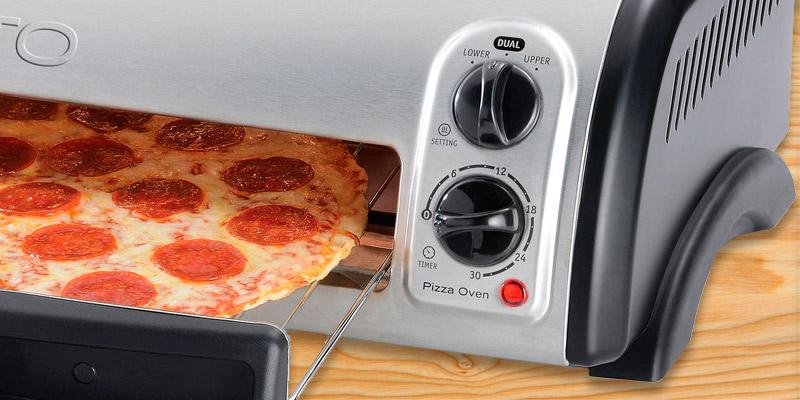 Review of Presto 03436 Stainless Steel Pizza Oven
