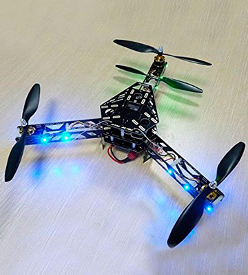 Review of FeiYu Y6 Scorpion Tricopter ARF