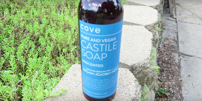 Review of Cove Argan, Hemp, Jojoba Oils Castile Soap
