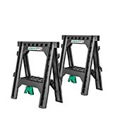 Hitachi 115445 Folding Sawhorses