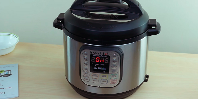 Review of Instant Pot IP-DUO80 7-in-1 Electric Pressure Cooker