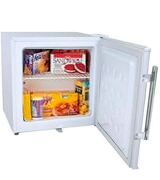 EdgeStar CMF151L-1 with Lock, 1.1 Cu. Ft., Upright Freezer