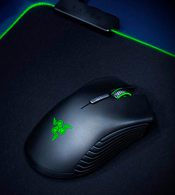 Review of Razer Mamba Wireless Gaming Mouse