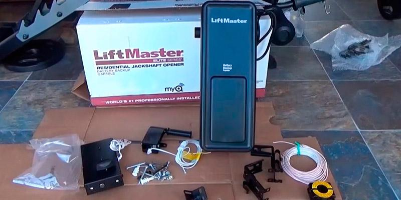 Review of LiftMaster 8500 Cable Lifted Garage Door Opener