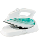 Panasonic NI-L70SRW Cordless Iron, Curved Stainless Steel Soleplate