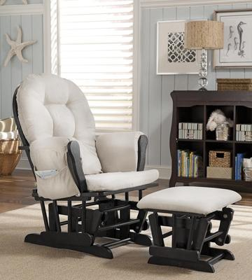 Review of Angel Line Windsor Glider and Ottoman