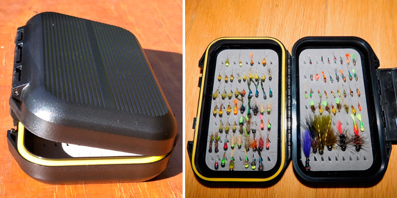 Review of Flies Direct Waterproof Fly Box