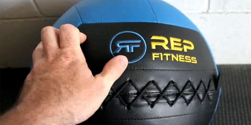 Review of Rep Fitness Wall Soft for CrossFit Workouts
