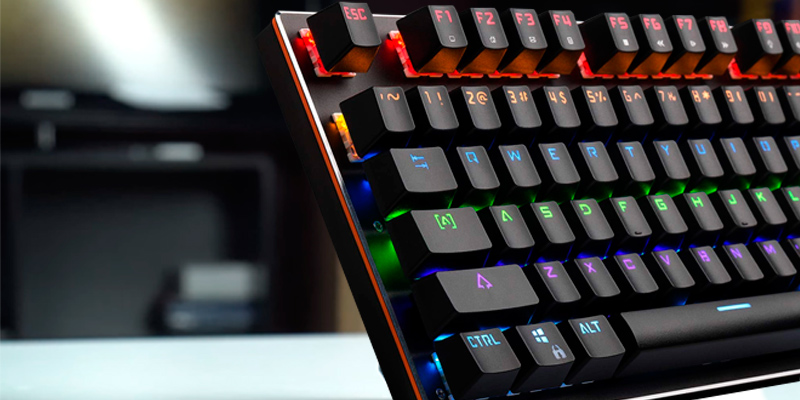 Review of G-Cord GC-MK104 Wireless Mechanical Keyboard