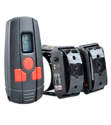 Aetertek Rechargeable 2 Training Collar with Remote Shock