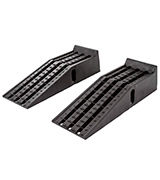 Black Widow PSR295 Set of 2 Black Plastic Service Ramps (16,000lb. GVW Capacity)