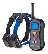 BOOCOSA Wireless Electric Training Shock Collars