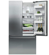 Fisher Paykel RF201ADUSX5 20.1 cu ft. Counter Depth French Door Refrigerator